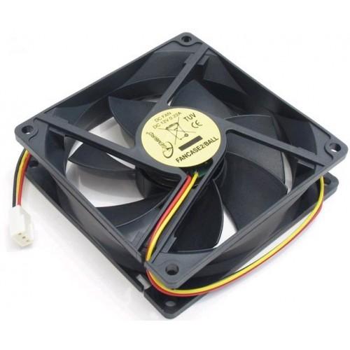Вентилятор  80x80 4pin питание от HDD (Fancase-4)