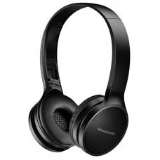 Беспроводные наушники с микрофоном Panasonic RP-HF400B черный Bluetooth V4.1, накладные