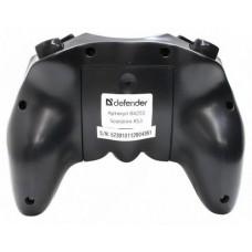 Беспроводной геймпад Defender SCORPION RS3, USB/PS3