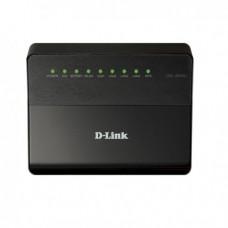 Беспроводной роутер D-LINK DSL-2640U/RA,  ADSL2+ [dsl-2640u/ra/u2a]