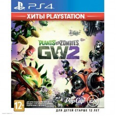 Игра для PS4 Plants vs. Zombies Garden Warfare 2 (Хиты PlayStation) (PS4 английская версия)