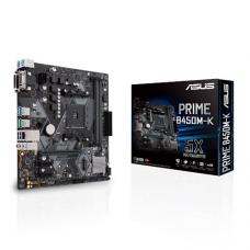 Материнская плата Asus PRIME B450M-K S AM4, AMD B450