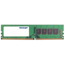 Оперативная память 4Gb DDR4 2400MHz Patriot (PSD44G240081)