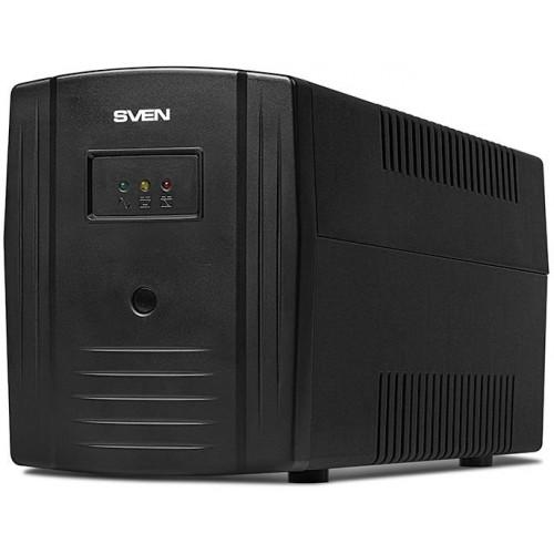 ИБП SVEN Pro 1000, USB, RJ-45