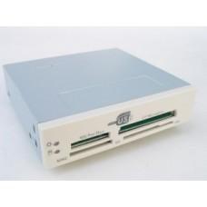Карт-ридер внутренний All-in-1 CR-201A-BG (4 slots, 3.5