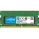 Оперативная память SODIMM DDR-4 4096Mb PC4-21300 (2666Mhz) Crucial CT4G4SFS8266