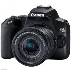Фотоаппарат зеркальный CANON EOS 250D 18-55IS STM Black