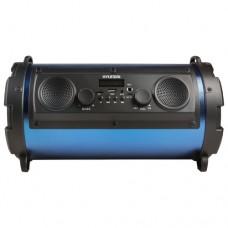 Аудиосистема Hyundai H-MC200 черный/синий