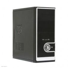 Корпус MidiTower Winard 3029C черный/серебристый (ATX/без БП)