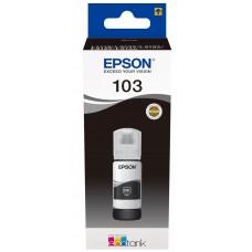 Картридж Epson 103BK C13T00S14A для Epson L3100/3110/3150