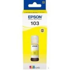 Картридж Epson 103Y C13T00S44A для Epson L3100/3110/3150