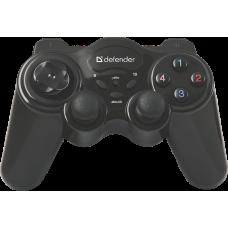 Беспроводной геймпад Defender Game Master Wireless, USB