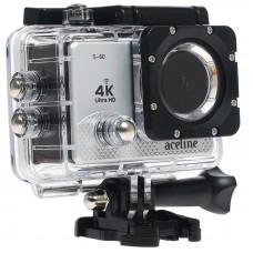 Экшн видеокамера Aceline S-60 серебристый