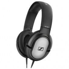 Наушники Sennheiser HD 206 черный black/silver