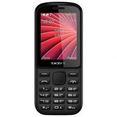 Мобильный телефон texet TM-218 Black Red