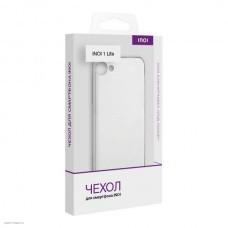 Накладка силикон для INOI 1 Lite (прозрачный)