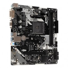 Материнская плата ASRock A320M-DVS R4.0 S AM4, AMD A320