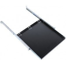 Полка клавиатурная с телескопическими направляющими, регулируемая глубина 580-620 мм