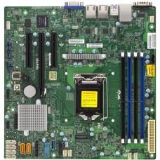 Серверная платформа 1U Supermicro SYS-5019S-L
