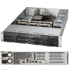 Серверная платформа 2U Supermicro SYS-6028R-WTR
