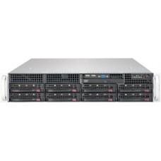 Серверная платформа 2U Supermicro SYS-6029P-TRT