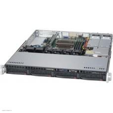 Серверная платформа 1U Supermicro SYS-5019S-WR