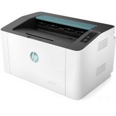 Принтер лазерный HP Laser 107r лазерный, цвет:  белый [5ue14a]