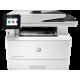МФУ лазерный HP LaserJet Pro M428fdw,  A4,  лазерный,  белый [w1a30a]