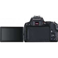 Зеркальный фотоаппарат CANON EOS 250D kit ( EF-S 18-55mm f/1:4-5.6 IS STM),  черный