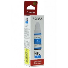 Картридж-чернильница GI-490M Canon Pixma G1400/2400/3400 Cyan 70 мл (0664C001)