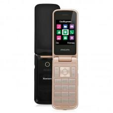 Мобильный телефон PHILIPS Xenium E255,  черный