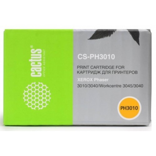 Тонер-картридж Cactus CS-PH3010 (106R02181)