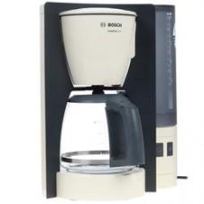 Кофеварка капельная Bosch TKA6A047 бежевый
