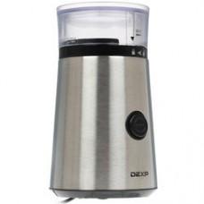 Кофемолка электрическая DEXP CG-0300S серебристый