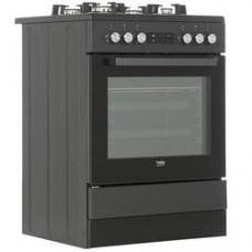 Газовая плита BEKO FSM65330DAS черный