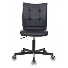 Кресло БЮРОКРАТ CH-330M, на колесиках, искусственная кожа, черный [ch-330m/black]