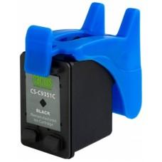 Картридж C9351C(№21XL) HP DJ 3920/3940/D1360/D1460/D1470/D1560/D2330/D2360/D2430 black (CACTUS)
