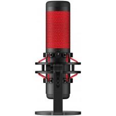 Микрофон HYPERX QuadCast,  черный [hx-micqc-bk]