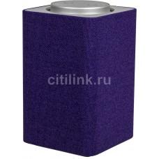 Умная колонка ЯНДЕКС Станция,  фиолетовый