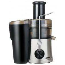 Соковыжималка BBK JC100-H07,  центробежная,  черный и серебристый
