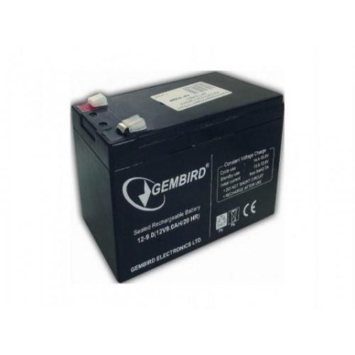 Батарея для ИБП Gembird 12V9AH BAT-12V9AH 12Вт 9Ач для Ippon