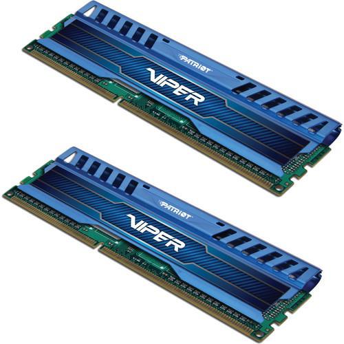 Комплект модулей DIMM DDR3 SDRAM 2*4096Mb Patriot VIPER3