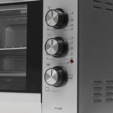 Электропечь Simfer M3528 серый
