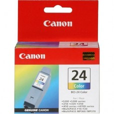 Картридж Canon PIXMA iP1000/1500/2000 Color (Hi-Black) new, BCI-24
