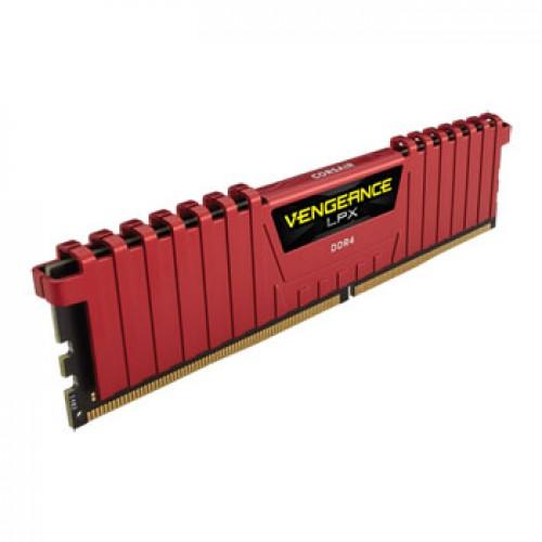Модуль DIMM DDR4 SDRAM 8192Мb Corsair