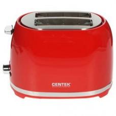 Тостер Centek СТ-1432 красный