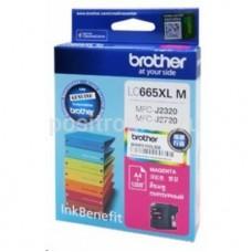 Картридж LC665XLM Brother MFC-J2320/2720 Magenta 1200 стр.