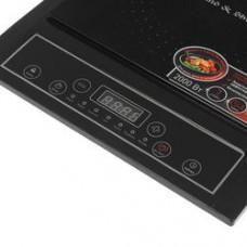 Плита компактная электрическая Zigmund & Shtain ZIP-553 черный