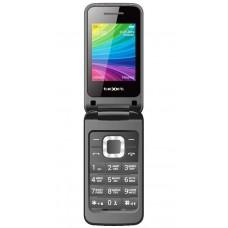 Мобильный телефон Texet TM-204 серый