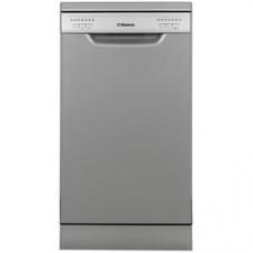 Посудомоечная машина Hansa ZWM456SEH серебристый
